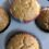 Vanilla Almond Muffins (Wholewheat)